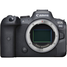 Фотоаппарат CANON EOS R6 body RUK/SEE (4082C044)