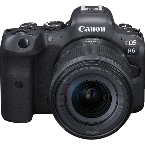 Фотоаппарат CANON EOS R6 24-105 STM RUK/SEE (4082C046)