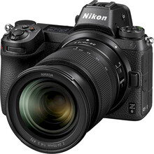 Фотоаппарат NIKON Z 6 + 24-70mm f4 + FTZ Adapter Kit + 64 GB XQD (VOA020K009)