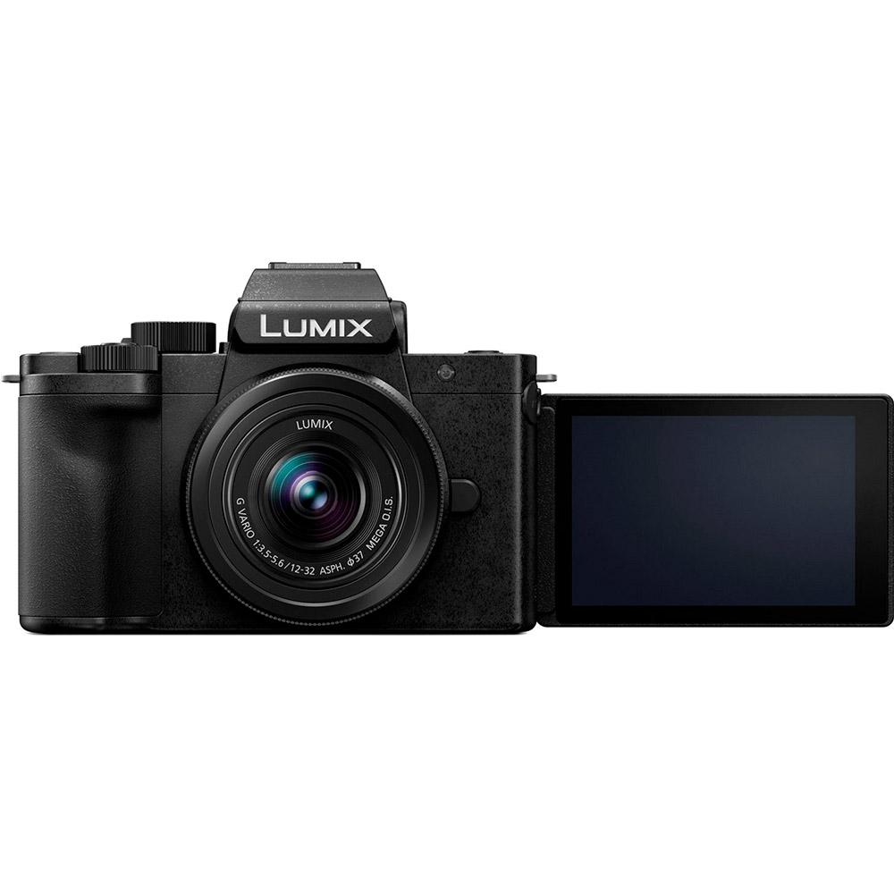 Фотоаппарат PANASONIC DC-G100 Kit 12-32mm Black (DC-G100KEE-K) Тип компактный