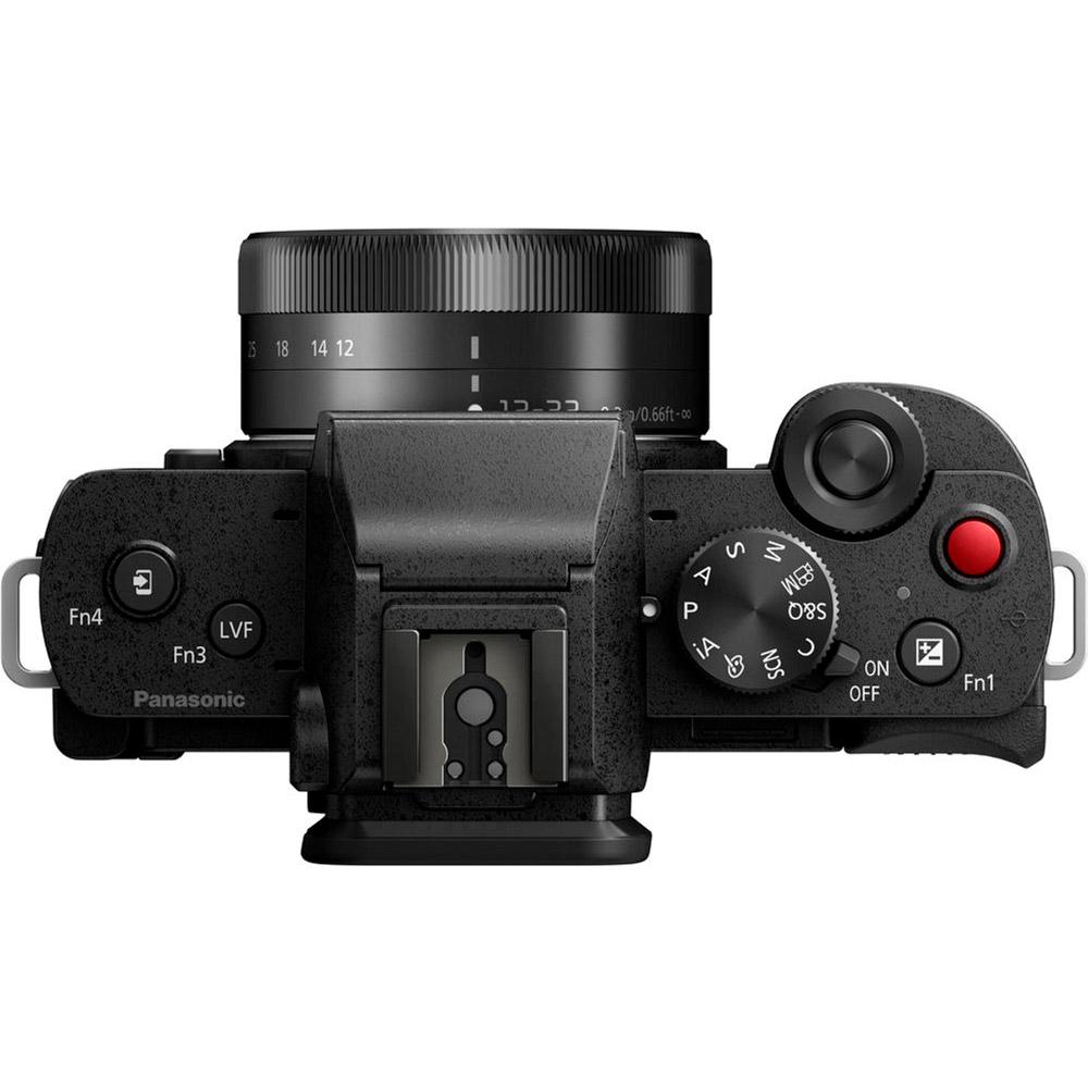 Фотоаппарат PANASONIC DC-G100 Kit 12-32mm Black (DC-G100KEE-K) Тип матрицы Live-MOS (NMOS)