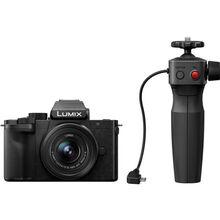 Фотоапарат PANASONIC DC-G100 Kit 12-32mm Black+рукоятка штатив (DC-G100VEE-K)