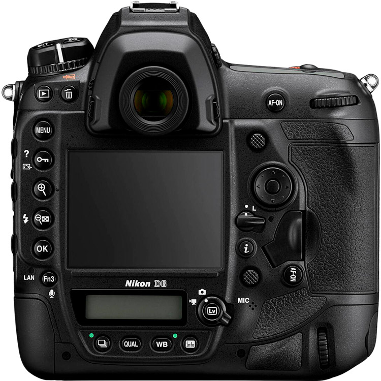 Фотоаппарат NIKON D6 Body (VBA570AE) Тип зеркальный