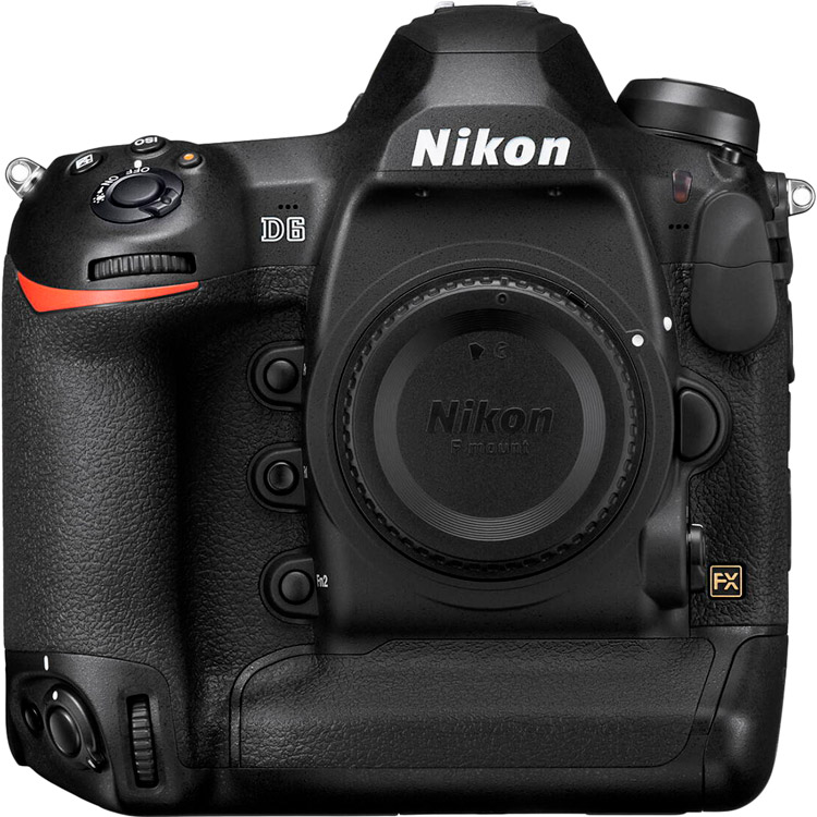 Фотоаппарат NIKON D6 Body (VBA570AE) Кол-во эффективных мегапикселей 20.8