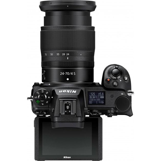 Фотоаппарат NIKON Z 7 II + 24-70mm f4 Kit (VOA070K001) Тип матрицы CMOS (КМОП)