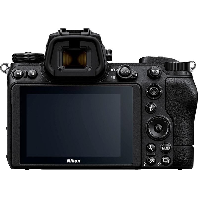Фотоаппарат NIKON Z7 II Body (VOA070AE) Тип системный
