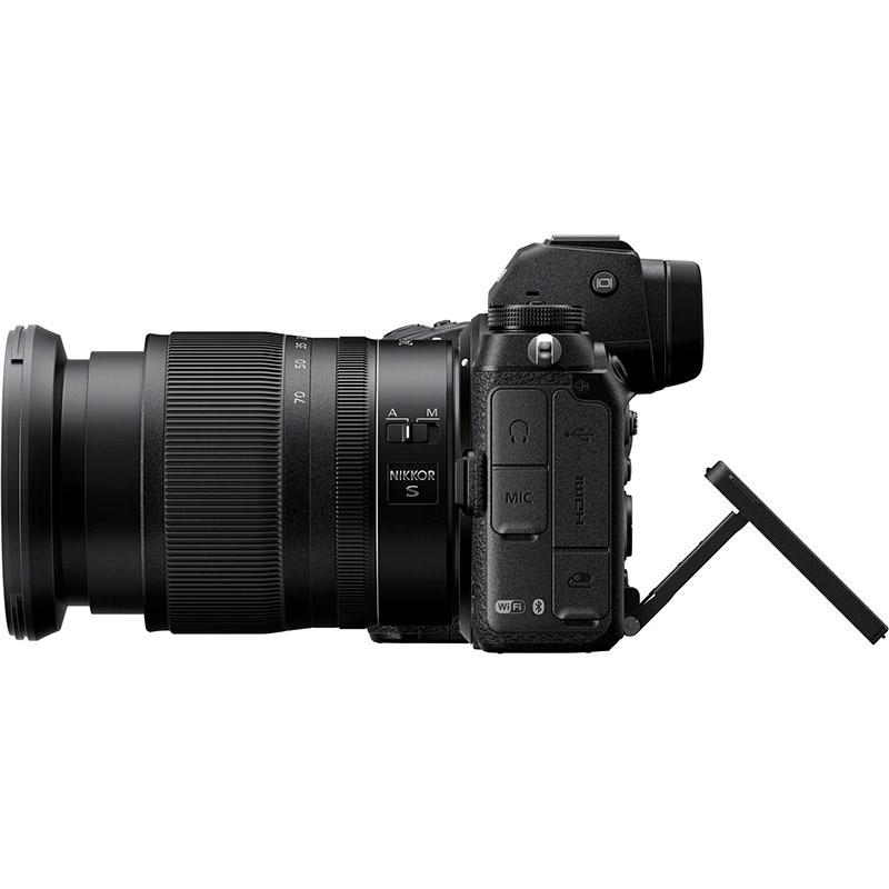 Фотоаппарат NIKON Z7 II Body (VOA070AE) Тип матрицы CMOS (КМОП)