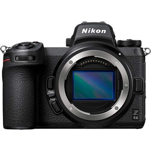 Фотоаппарат NIKON Z 6 II + FTZ Adapter Kit (VOA060K002) Тип системный