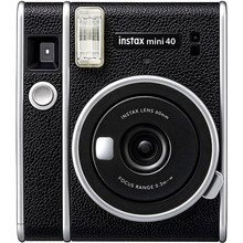 Фотоапарат FUJI Instax Mini 40 EX D Black (16696863)