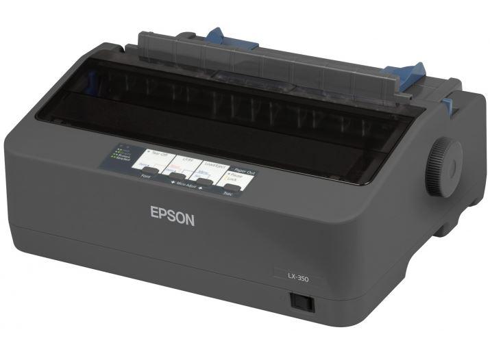 Принтер EPSON LX-350 (C11CC24031) Тип линейно-матричный