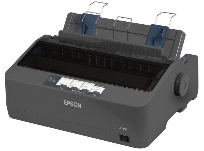 Принтер EPSON LX-350 (C11CC24031) Количество игл 9