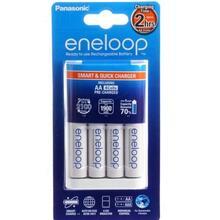 Зарядное устройство ENELOOP Panasonic Smart-Quick Charge + 4хAA 1900 mAh