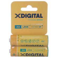 Батарейка X-DIGITAL LR 06 2 шт