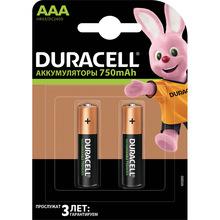 Батарейки DURACELL HR03 (AAA) 750mAh (5000186)