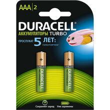 Аккумуляторы DURACELL HR03 (AAA) 900 mAh (5003451)