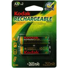 Аккумуляторы KODAK HR6 Ni-MH 2600 mAh (30955080)
