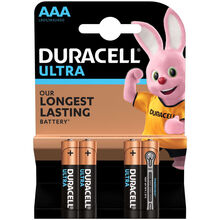 Батарейки DURACELL LR03 MN2400 KPD 04*10 Ultra (5000394062931) 4 шт.