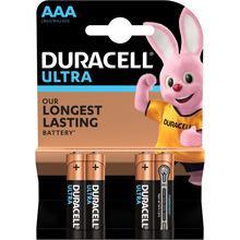 Батарейка DURACELL LR03 KPD 04*10 Ultra уп. 1x4 шт. (5004806)