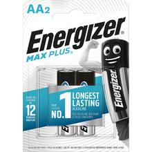 Батарейки ENERGIZER AA Max Plus уп. 2 шт. (E301323000)
