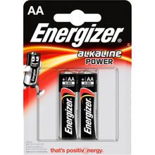 Батарейки ENERGIZER AA Alk Power 2 шт (E300133002)