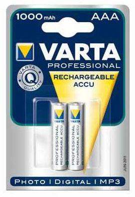 Аккумуляторы VARTA 5703 (HR03)