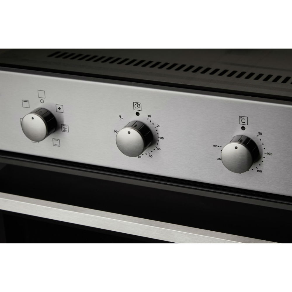 Духовой шкаф ELEYUS ESTER 6006 IS+BL Тип духовки электрическая