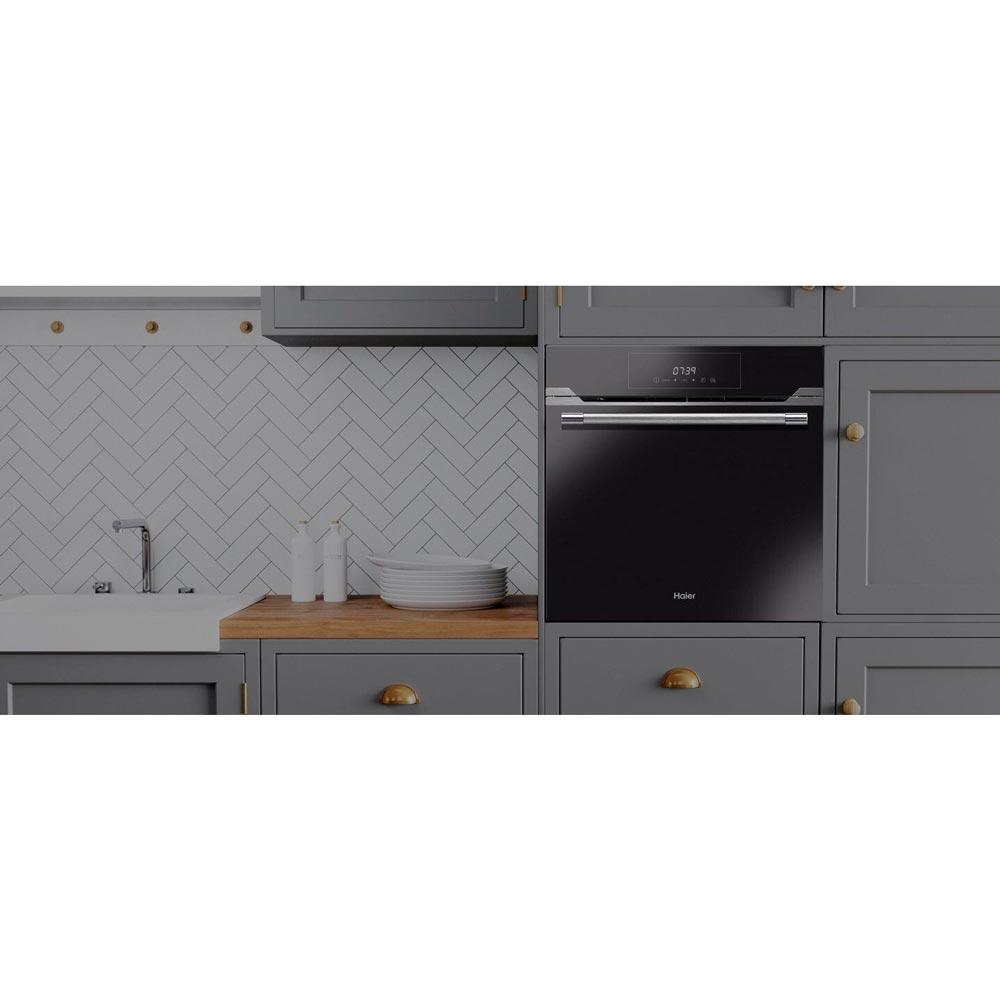 Духовой шкаф HAIER HOD-TM09PGB Тип духовки электрическая