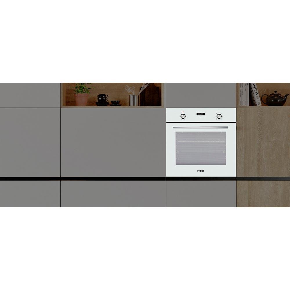 Духовой шкаф HAIER HOX-P06HGW Тип духовки электрическая