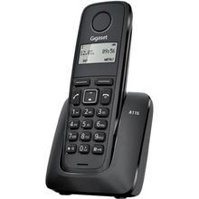 Радиотелефон GIGASET A116 Black (S30852H2801S301)