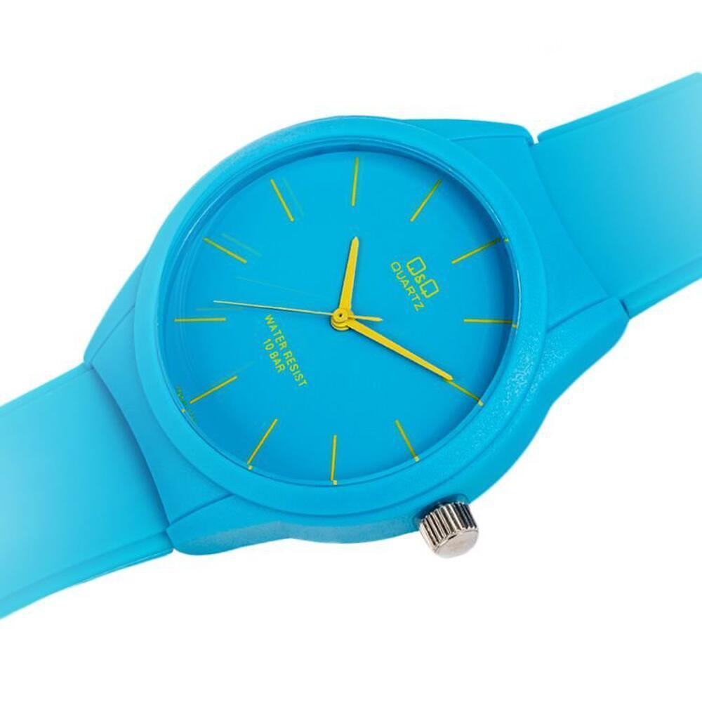 Часы Q&Q VR28J013Y Форма круглая