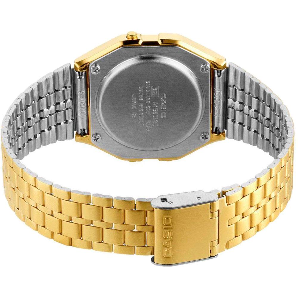 Часы CASIO A159WGEA-1EF Форма круглая