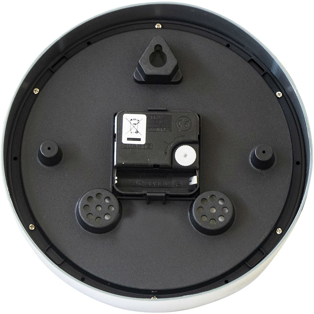 Настенные часы KELA Turin 20 см (22734) Индикация Стрелочная