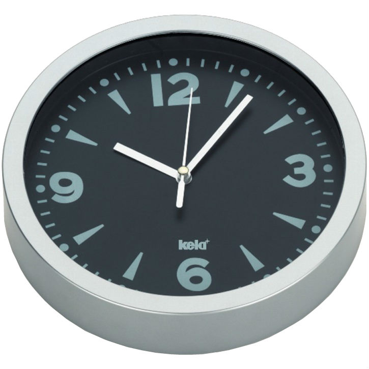 Настенные часы KELA Berlin 20 см (17162) Корпус Пластик