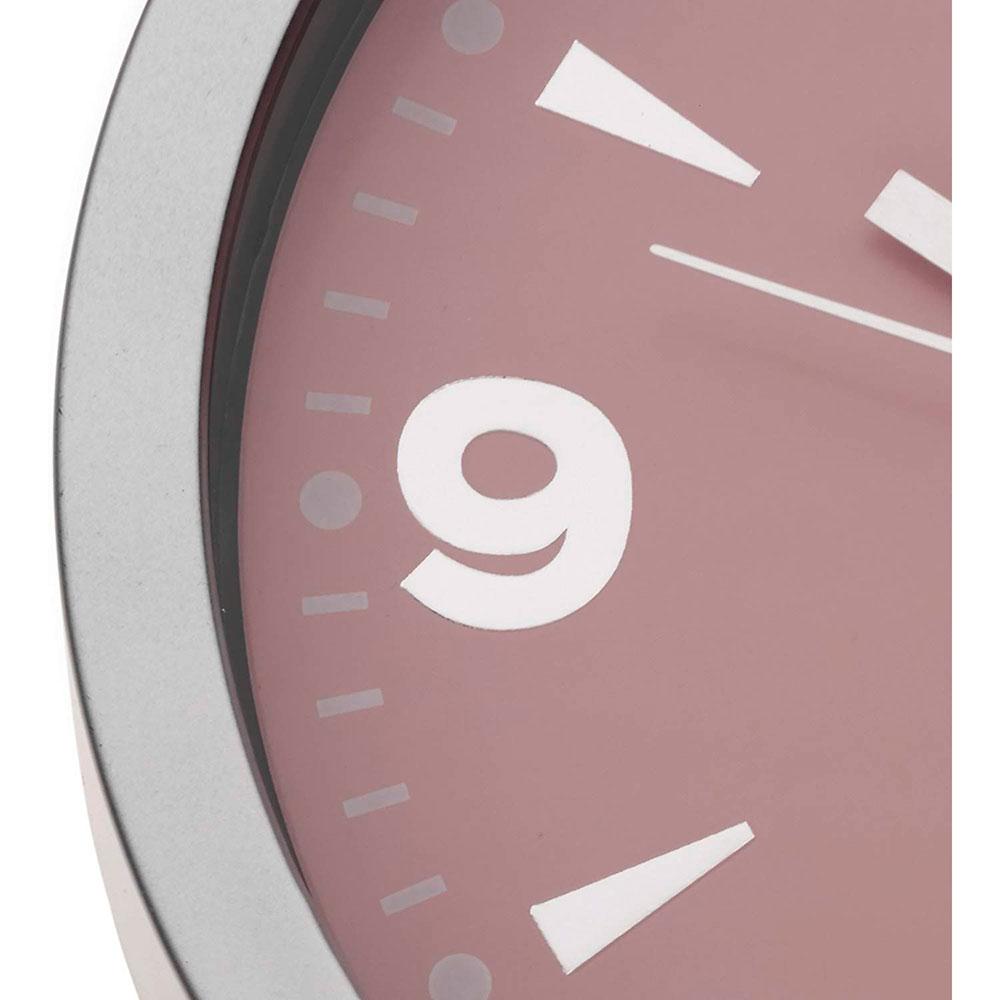 Настенные часы KELA Mailand 20 см (22733) Корпус Пластик