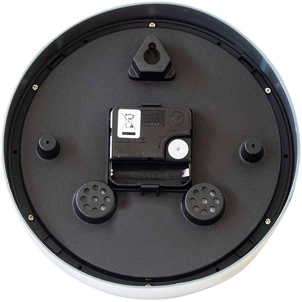 Настенные часы KELA Mailand 20 см (22733) Индикация Стрелочная