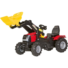 Трактор с ковшом Rolly Toys rollyFarmtrac Case Puma CVX 240 (2867)