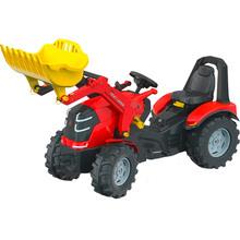 Трактор с ковшом Rolly Toys rollyX-Trac Premium Red Yellow (2871)