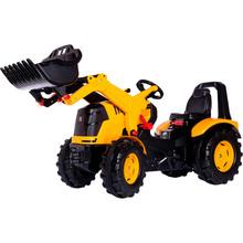 Трактор с ковшом Rolly Toys rollyX-Trac Premium JCB Black Yellow (26723)