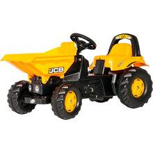 Самосвал ROLLY TOYS rollyKid Dumper JCB Yellow (2235)