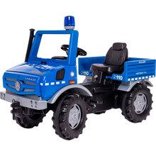 Полицейская машина Rolly Toys rollyUnimog Polizei Blue (26719)