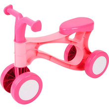 Беговел Lena Мій перший скутер Pink (7166)