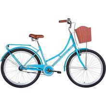 """Велосипед ДОРОЖНИК 26"""" JADE 2021 Light Blue (OPS-D-26-141)"""