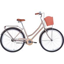 "Велосипед ДОРОЖНИК 28"" TOPAZ рама-19.5"" 2021 Brown (OPS-D-28-236)"