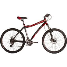 """Велосипед ARDIS Atlantic 26"""" рама-19"""" Al Black/Red (01191)"""