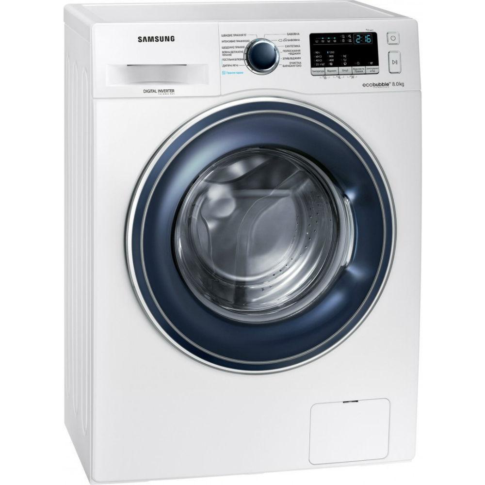 Пральна машина SAMSUNG WW80R42LHFWDUA Тип машини пральна машина