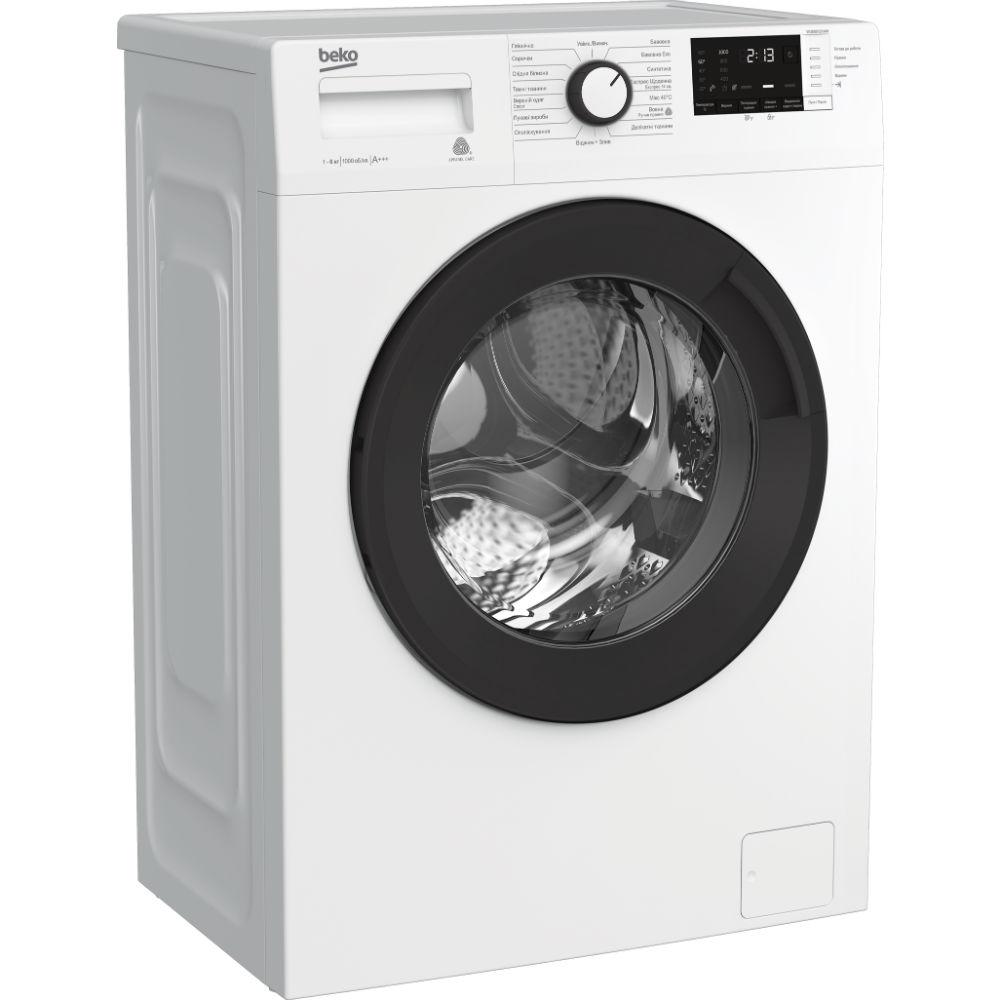 Пральна машина BEKO WUE 6512 XAW Тип машини пральна машина