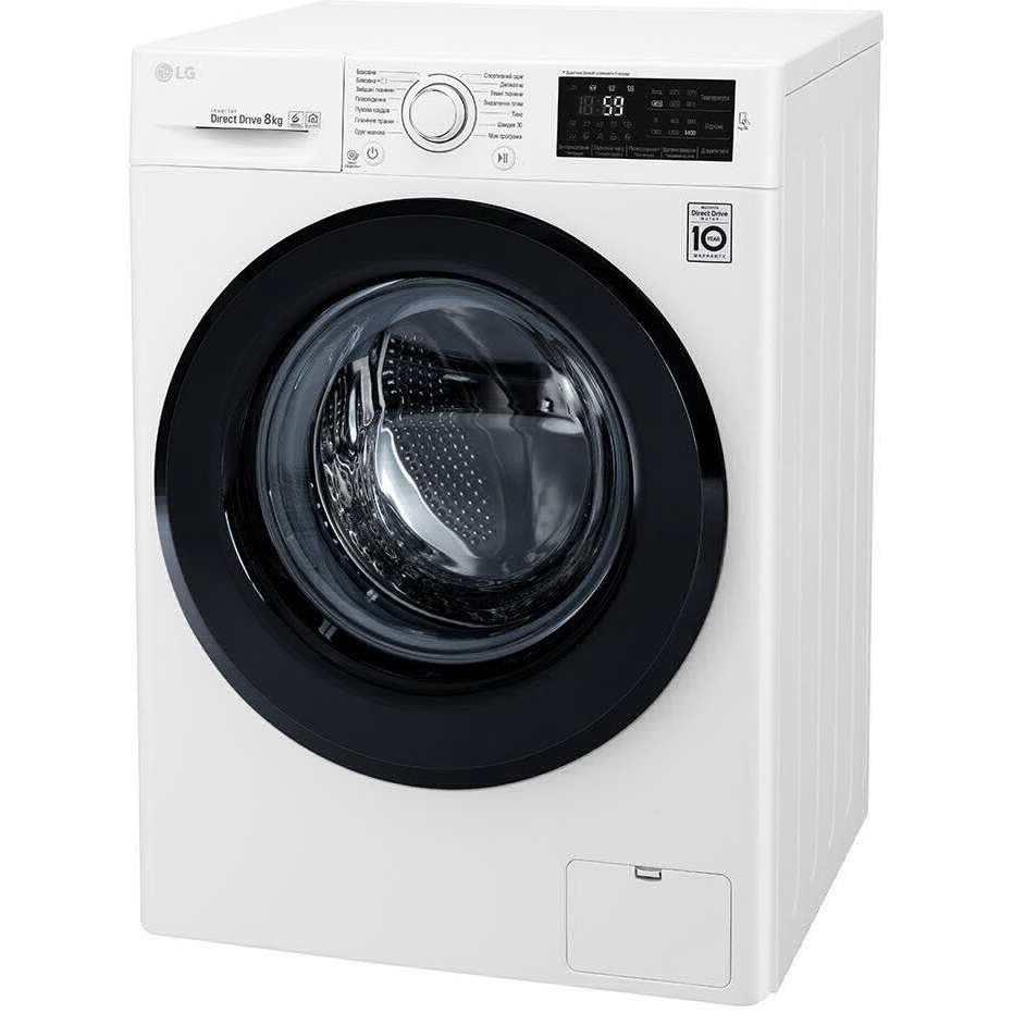Стиральная машина LG F4J5TN9W Тип машины стиральная машина