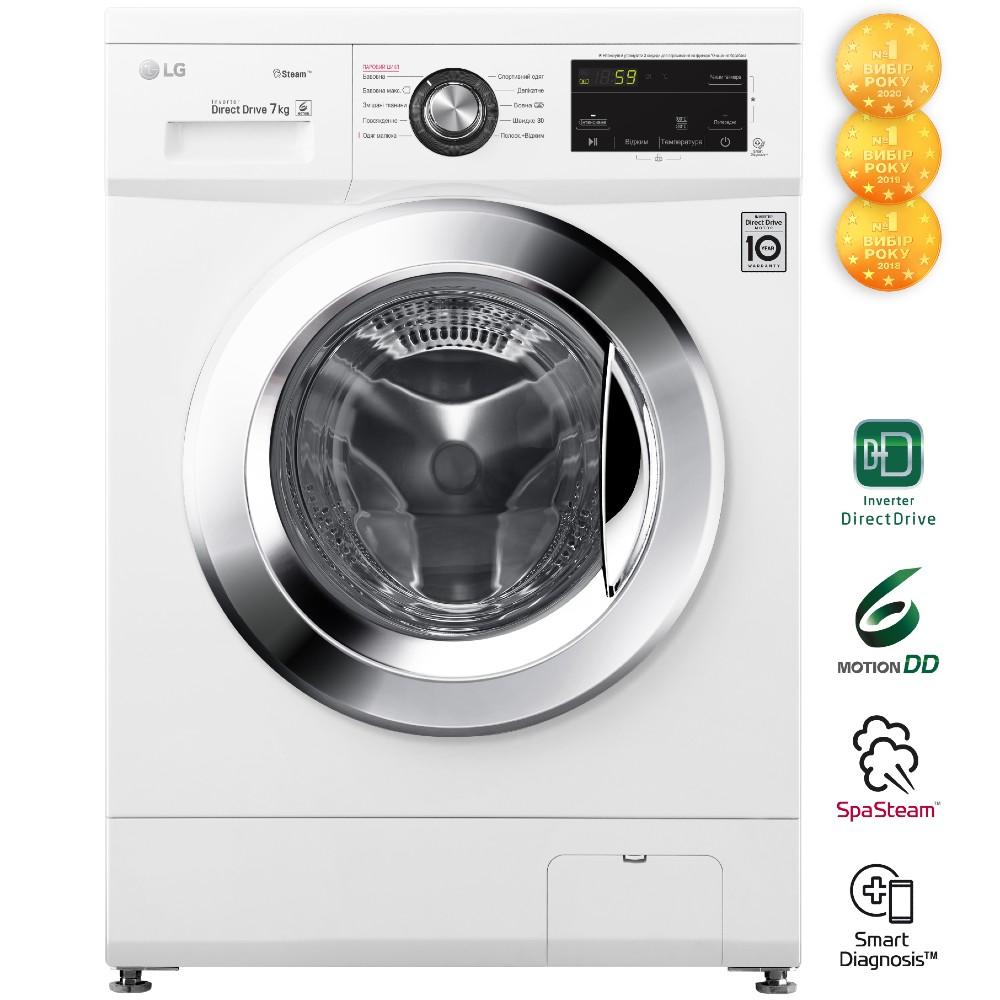Стиральная машина LG F2J3HS2W Тип машины стиральная машина
