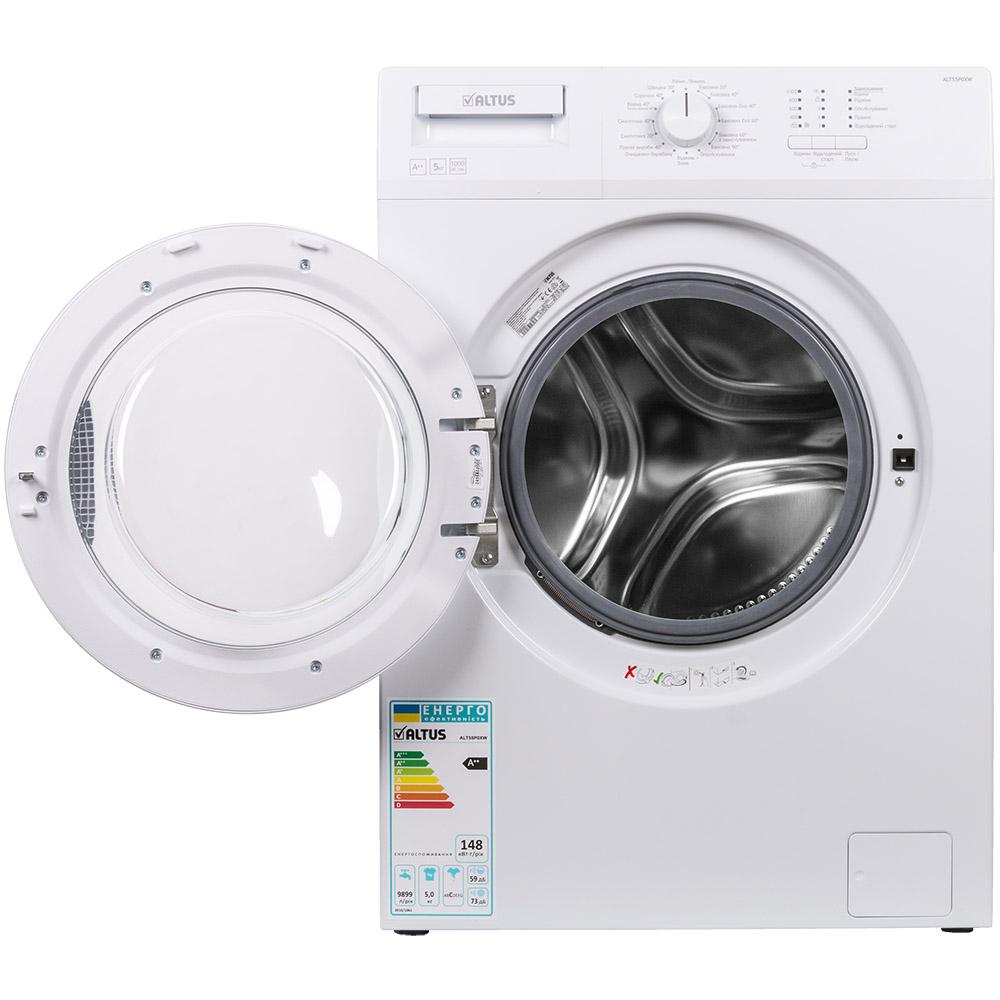 Стиральная машина ALTUS ALT55P0XW Тип машины стиральная машина