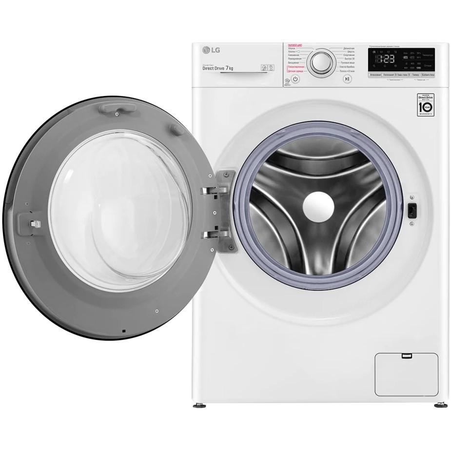 Стиральная машина LG F2V3HS6W Тип машины стиральная машина